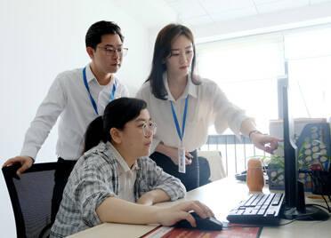 """潍坊市奎文区东关街道突出""""三个优化"""" 助推营商环境升级"""