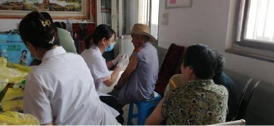 曲阜姚村镇多措并举全力以赴做好新冠疫苗接种工作
