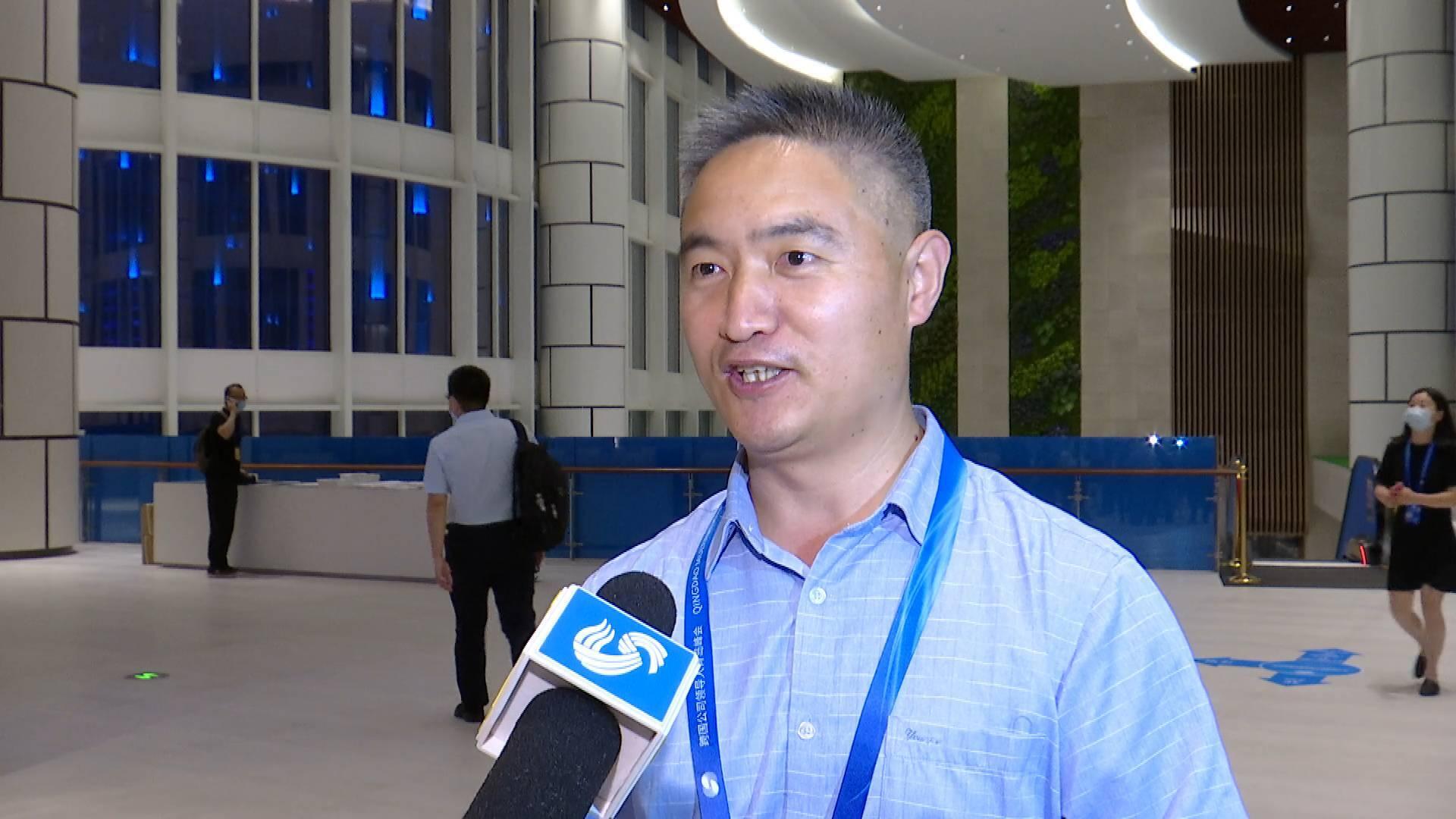 外媒点赞山东|韩国中央日报记者助理高江涛 :山东在未来产业上的发展有很大的提升空间