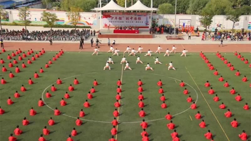 太极高手!济南这所小学荣获全运会省选拔赛第一名
