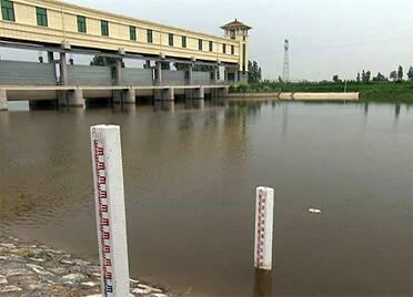 德州境内德惠新河超警戒水位 分洪马颊河后水位回落行洪平稳