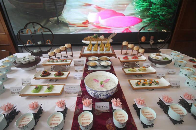 第十一届京杭大运河美食节暨第七届中国渔家文化艺术节在济宁开幕