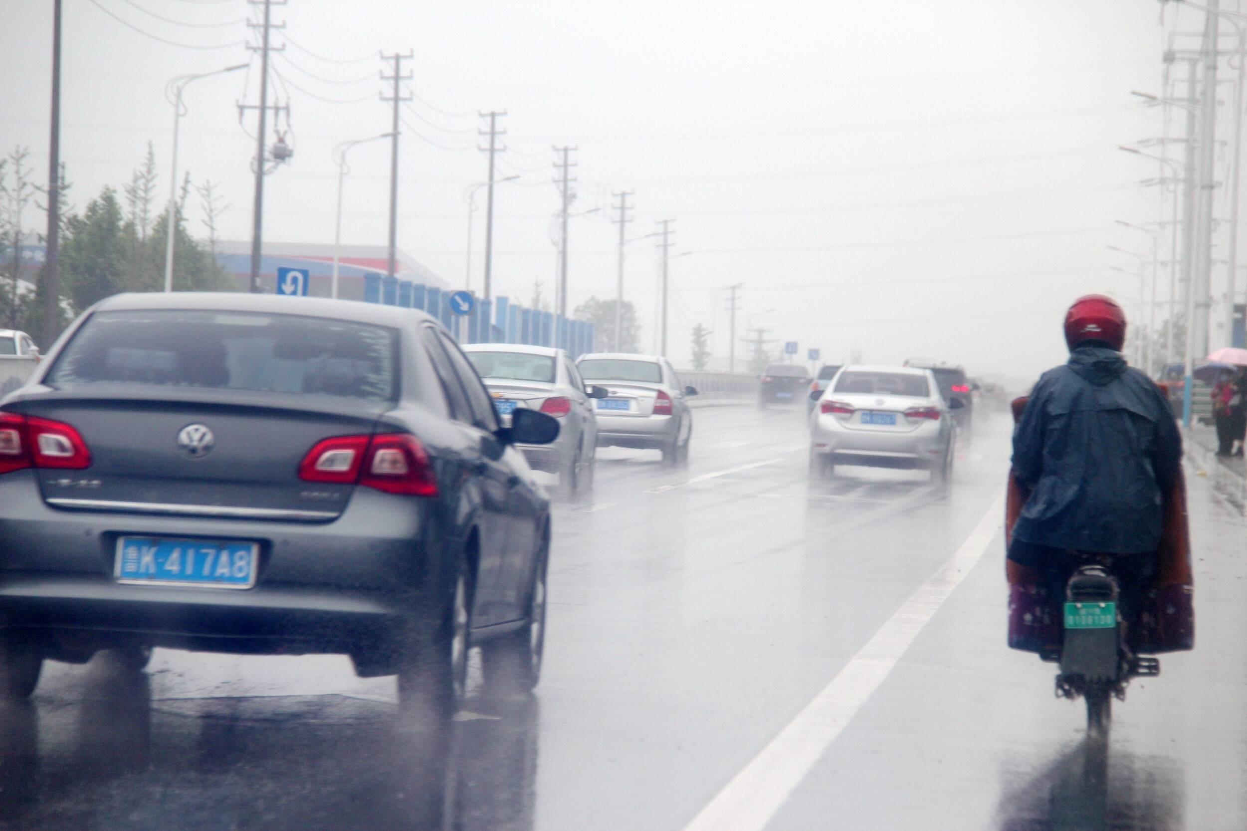 泰安东南部、济宁东部、枣庄要加强防范!山东发布地质灾害气象风险预警