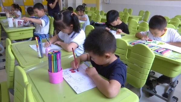 课外阅读、益智游戏、艺体活动都有!潍坊市坊子区暑假托管让教育更有温度