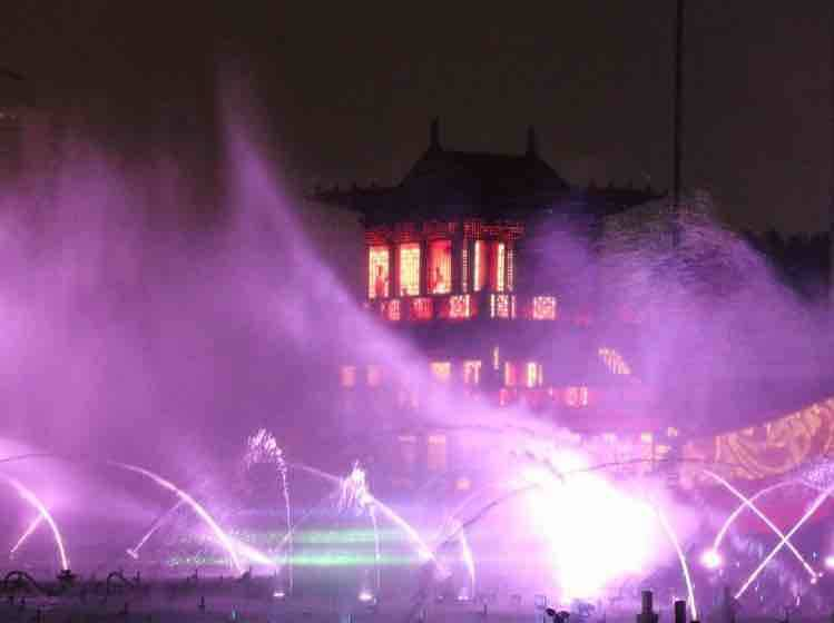 """9月4日晚""""泉城夜宴·明湖秀""""演出因雨取消 退票方式请收好"""