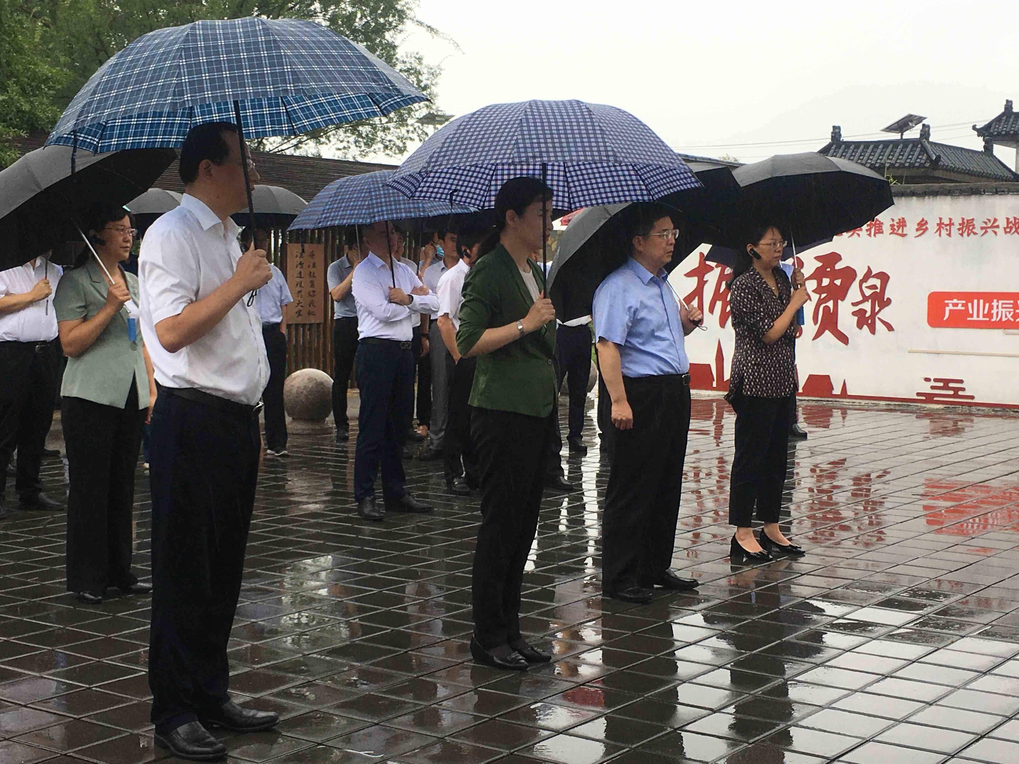 枣庄峄城贾泉村开展公共资源共享让乡村变美变富