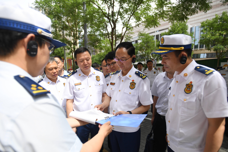 山东省大型商业综合体消防安全管理示范创建现场推进会在济南召开