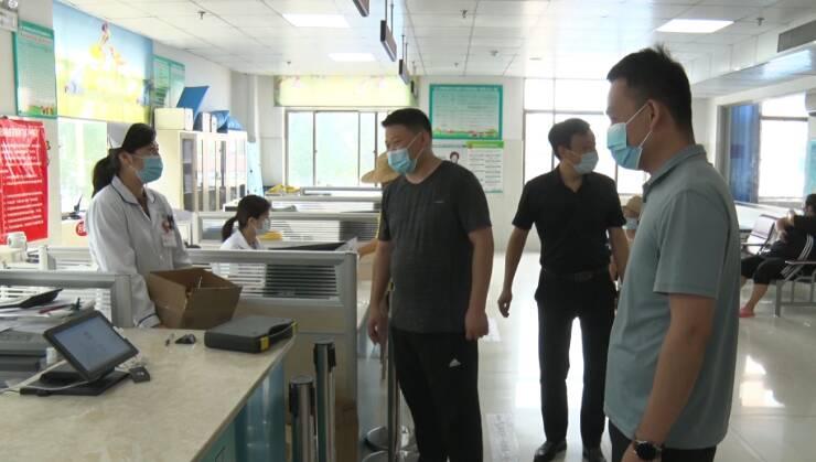 爱心防暑降温物品送到一线!枣庄市中区共筑群体免疫屏障