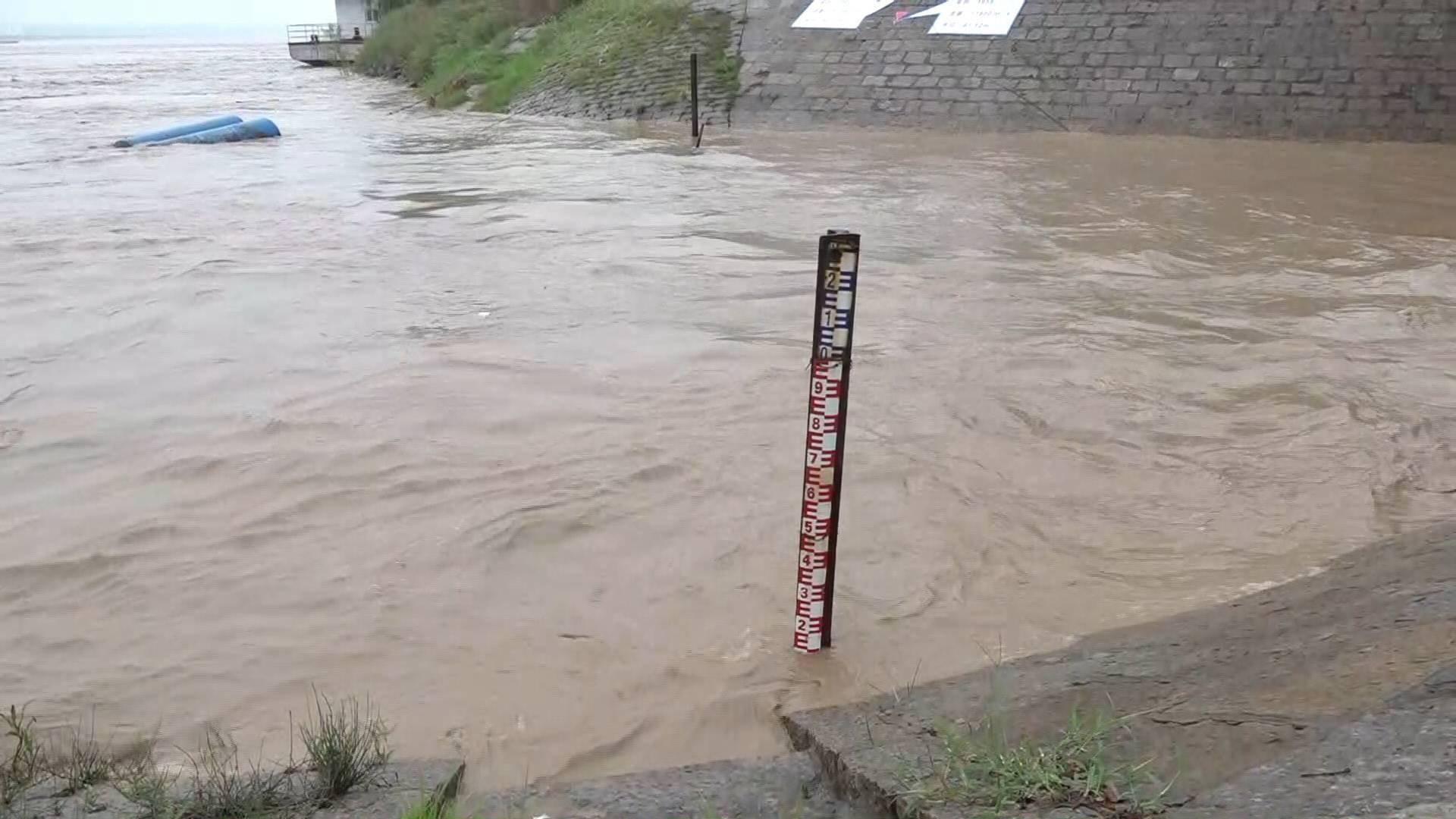 Ⅲ级应急响应!黄河东明段流量每秒达到3750立方米 预计今晚迎来最大洪峰