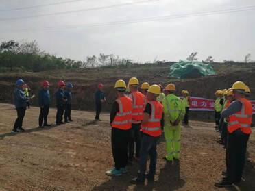 进项目 送服务 国网临朐县供电公司以法治思想筑牢安全根基
