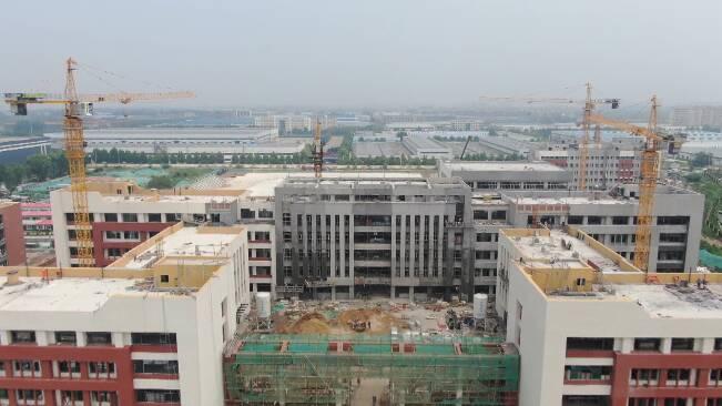 潍坊市坊子区筹资8.84亿元 新改扩建6所中小学校和12所幼儿园