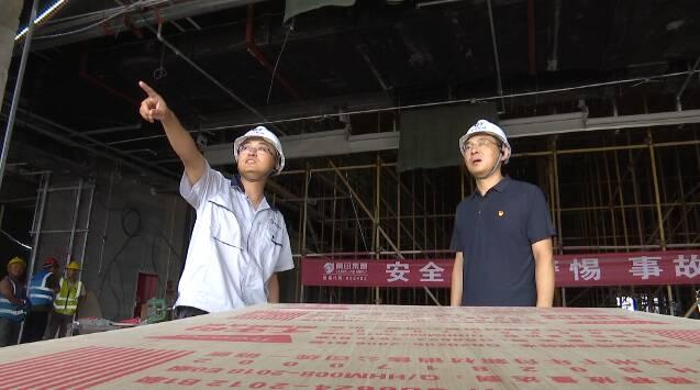 """不到10天就铺好全新自来水管道!潍坊市坊子区服务企业专员助推项目建设""""加速度"""""""