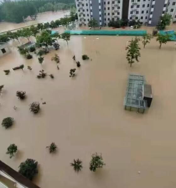 """今日大暑!河南、河北降雨减弱 台风""""烟花""""25日白天或将在浙闽沿海登陆"""