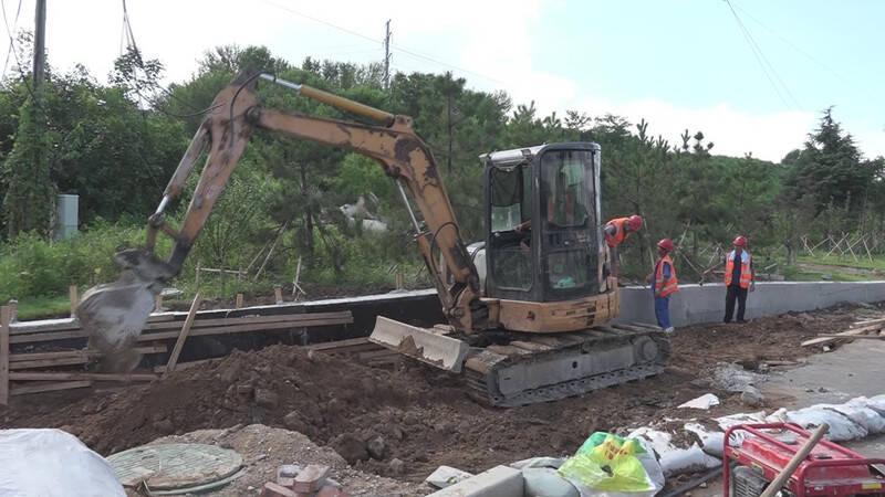 潍坊临朐加快排水设施提升改造确保汛期排水通畅