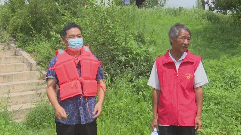潍坊临朐:网格员变身安全员 筑牢防溺水安全防线