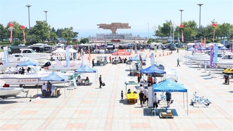 2021中國威海國際戶外休閑產業博覽會開展