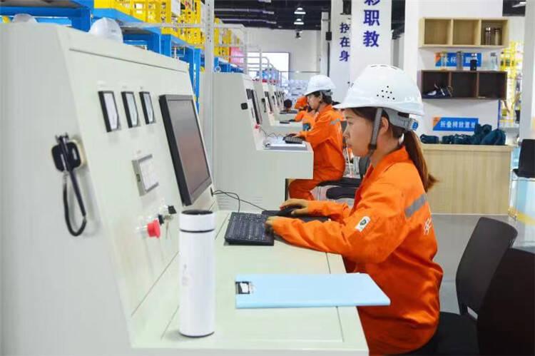 潍坊滨海区:产学研深度融合发展 培养高素质应用型人才
