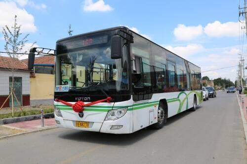 连接潍城与高新!潍坊160路公交开通运行