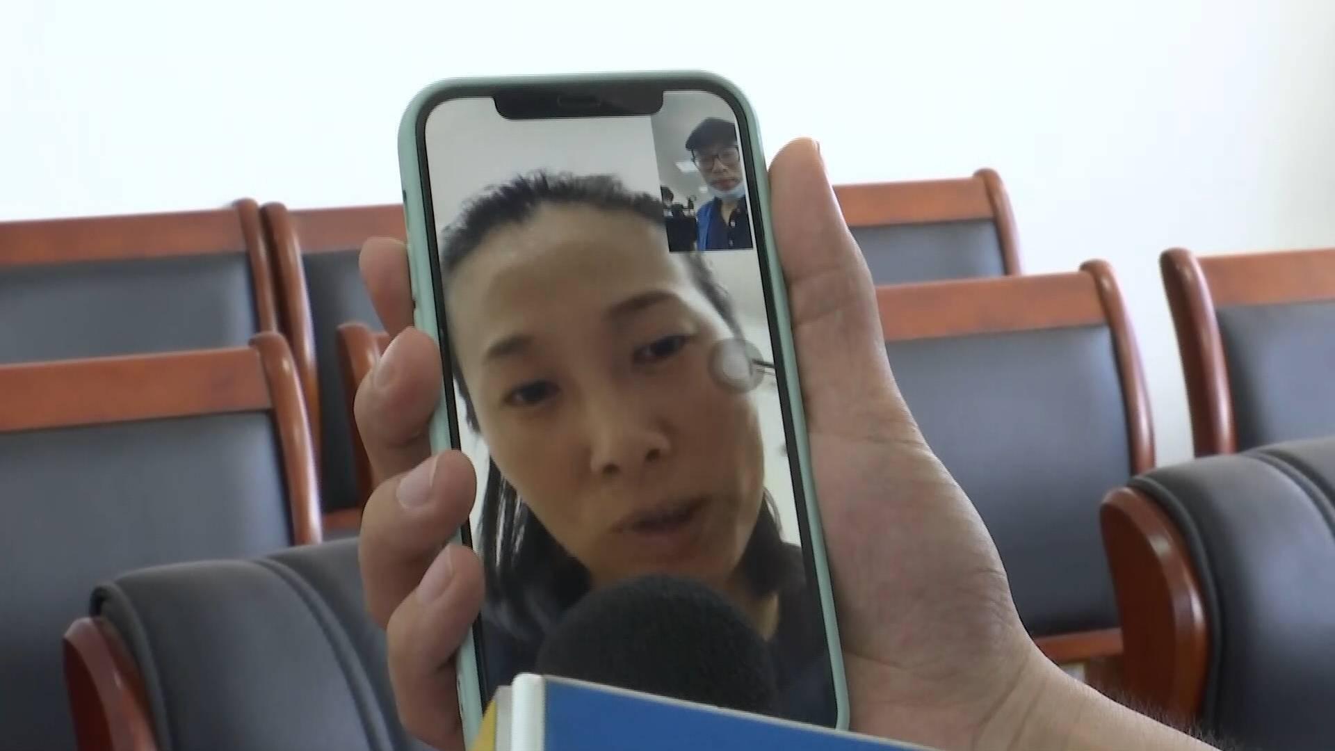 赛后姐姐魏宁谈魏萌获女子双向飞碟射击奥运铜牌:恭喜她鼓励她