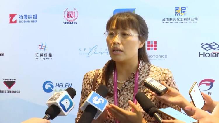 智匯新材料 迸發新動能|北京航空航天大學教授李敏:用技術輻射帶動下游產品的開發,是新的增長點