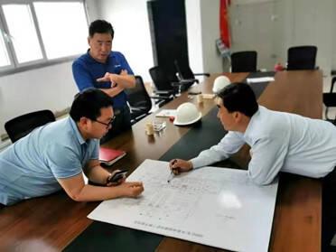 """临朐县发改局服务企业专员王明奋:真包实靠 当好服务企业的""""店小二"""""""