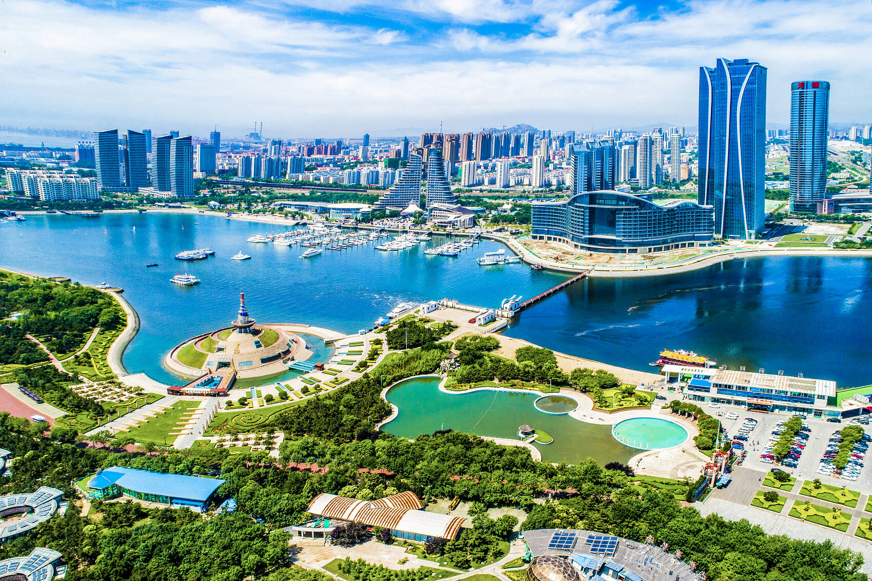 """高质量发展看山东系列报道⑫日照:吹响海滨城市""""蝶变""""号角"""