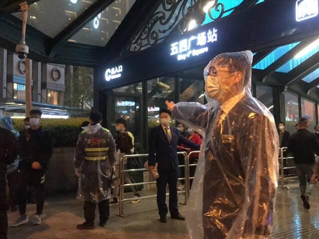 青岛地铁提醒:风雨天气乘坐地铁出行应注意这些安全问题