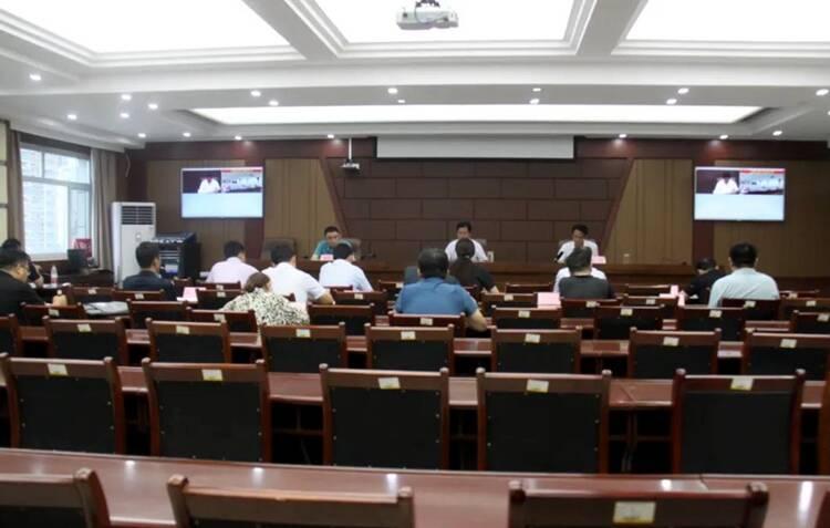 聊城教体系统召开防汛工作会议:暂停教学活动和各类体育赛事