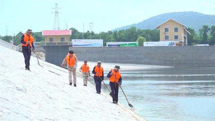 筑牢防汛安全大壩 威海市水務局開展防汛應急演練