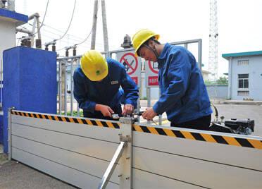 """国网潍坊供电公司全力应对台风""""烟花"""" 保障电力安全可靠供应"""