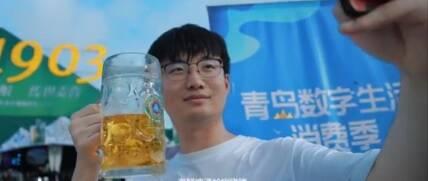 支付宝为青岛国际啤酒节定制专属声音,@青岛人听听熟悉吗?