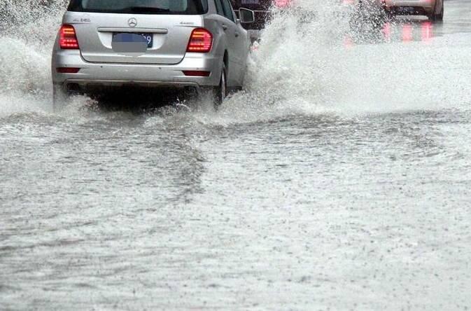 這些路段易積水,威海人出行要注意!