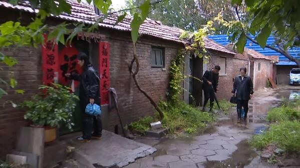"""台风""""烟花""""带来强降水 潍坊紧急转移低洼地区群众"""