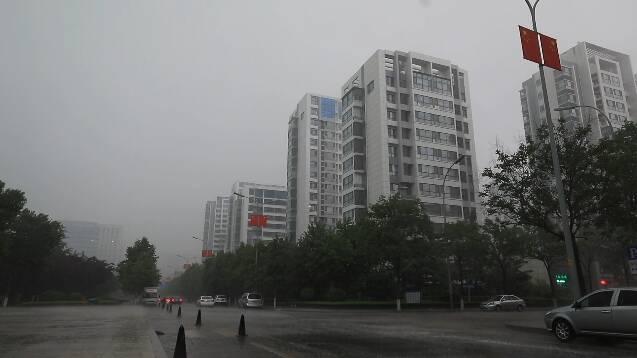 """闪电气象吧丨台风""""烟花""""给潍坊带来丰沛降水 临朐降雨量最大"""