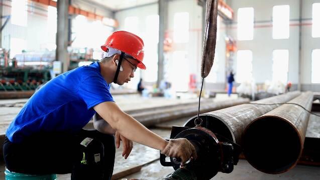 """营收20亿元、利税4亿元!潍坊昌乐这个""""省级重大项目""""8月份试生产"""