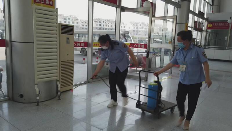 把好交通站点关口 潍坊昌邑全力做好疫情防控工作