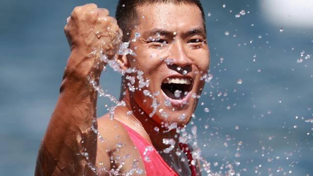 潍坊临朐小伙张冬晋级东京奥运会静水皮划艇男子1000米单人皮艇决赛