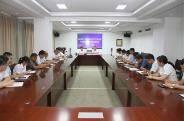 山东省煤地质局第四勘探队召开上半年安全生产工作会议