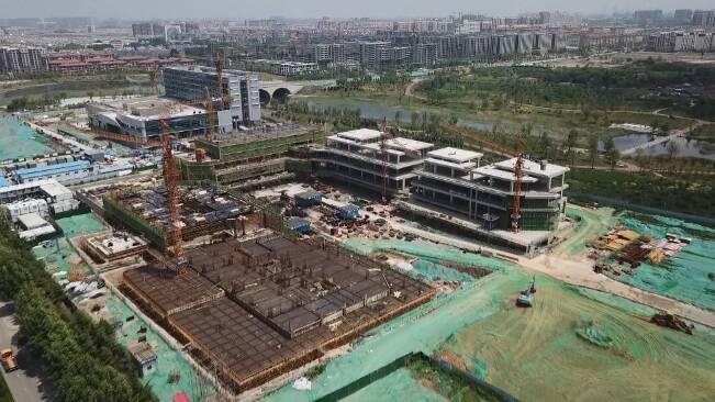 """补短板、惠民生!一大波现代服务业重大项目在潍坊市坊子区""""落地生根"""""""