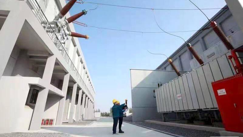 """德州供电公司打造全省首个""""碳中和""""园区 电能替代今年累计减少碳排放近百万吨"""