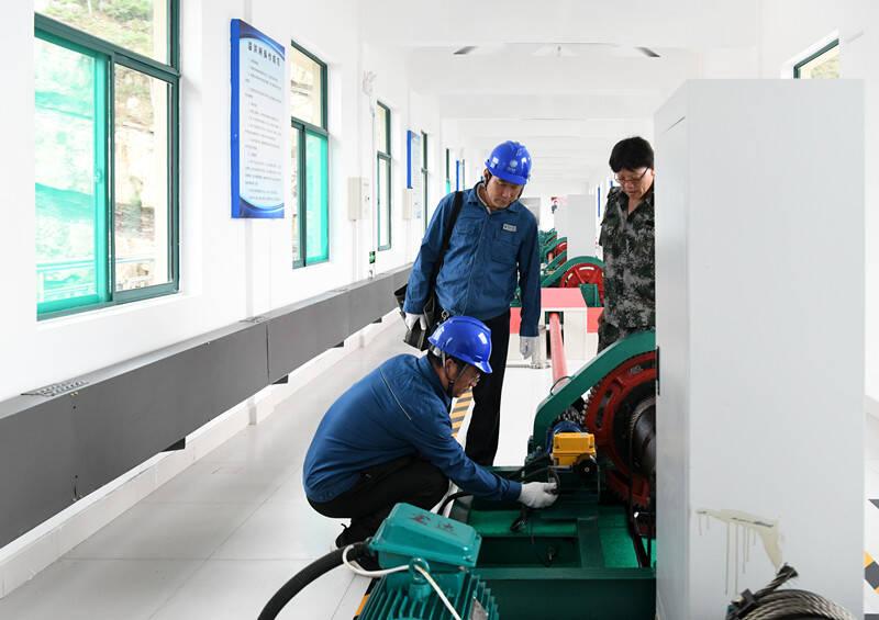 潍坊青州加强汛期水库安全用电指导 确保水库汛期安全度汛