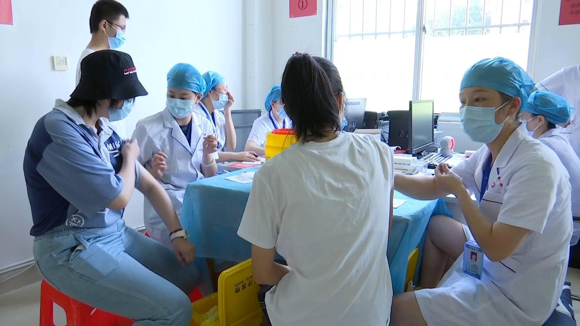 覆盖31000人!寿光市全面启动15至17岁青少年新冠疫苗接种工作