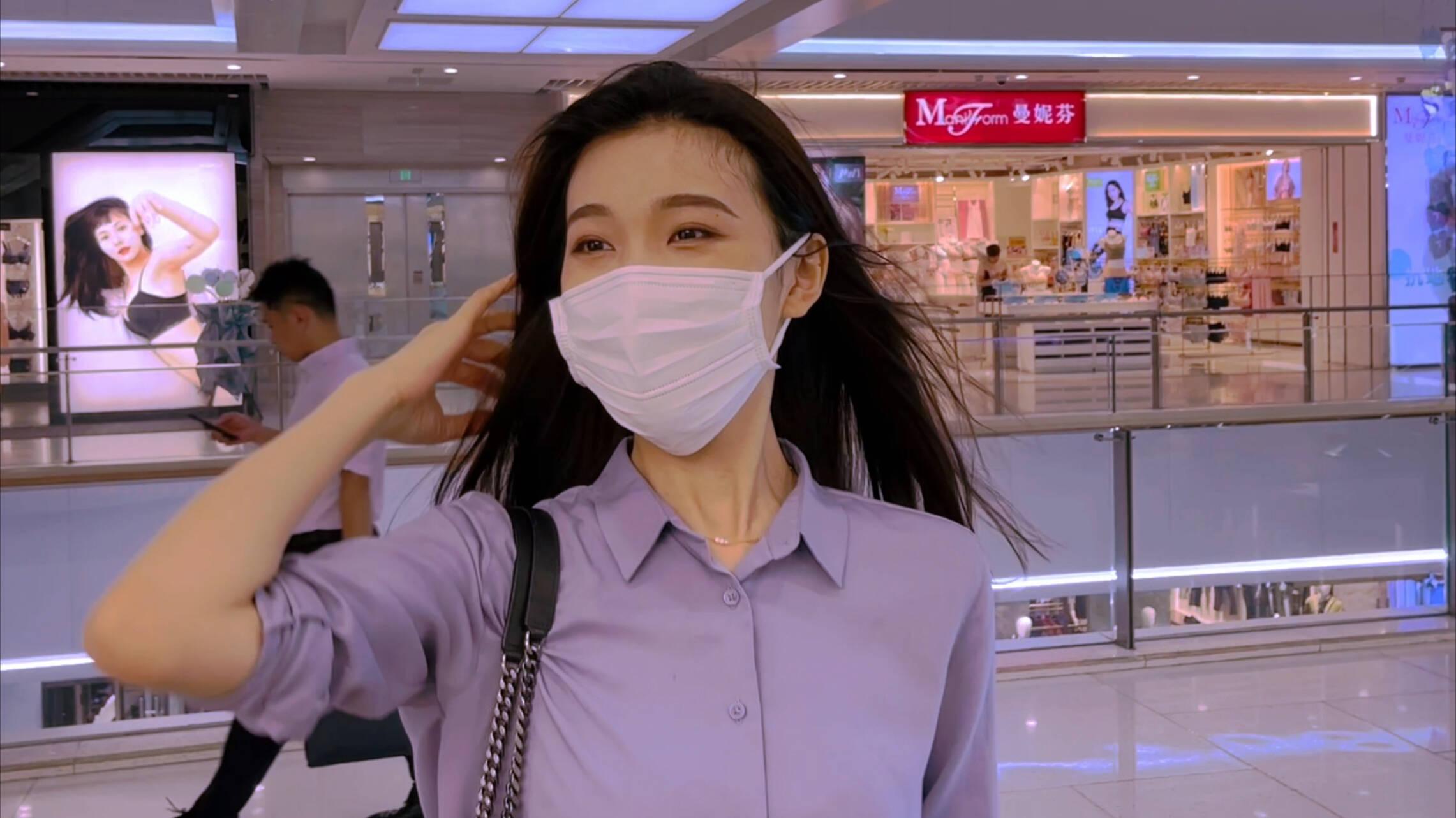 靓丽发型和口罩更配哦!理发店的这些防疫小贴士,你Get了吗?