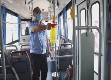 德州武城落实落细城乡公交疫情防控措施  公共交通相关人员每半月做一次核酸检测