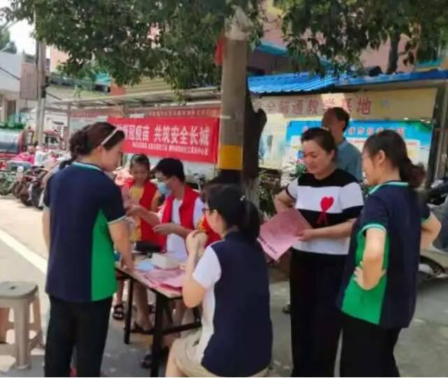 棗莊全市618名社工、志愿者深入一線助力疫情防控