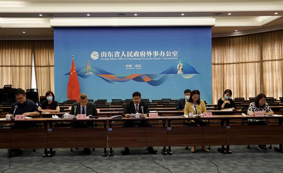 孙业宝出席东北亚地区地方政府联合会第13次全体会议