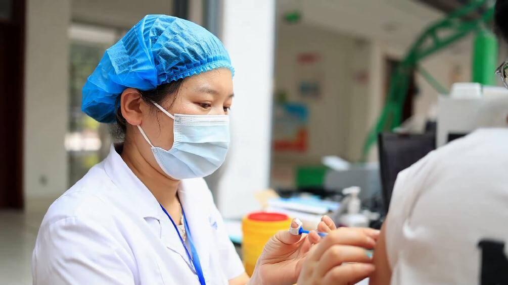 接种率100%!潍坊昌乐15-17岁年龄组全部接种新冠疫苗