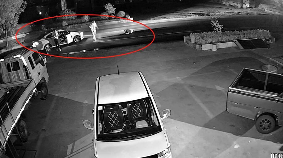 滕州一16歲少年無證駕駛 撞人逃逸6小時最終被抓