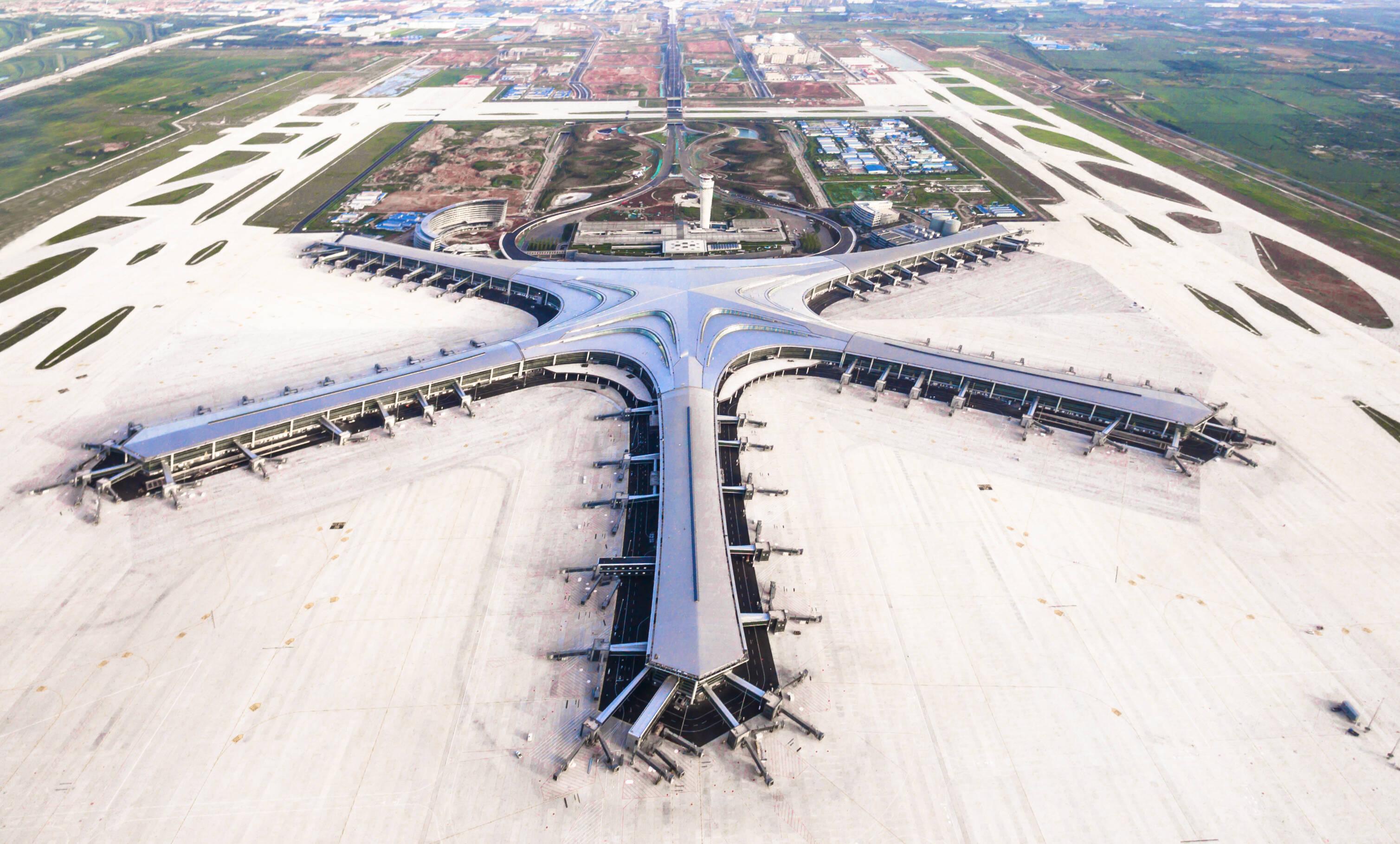 青岛胶东国际新机场正式运营