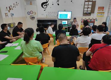 潍坊市寿光市直机关幼儿园:家校合力织密防溺水安全网